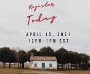 telebehavioral health webinar register today. april 15, 2021 Noon - 1 p.m. EDT