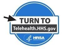 Turn to telehealth.hhs.gov