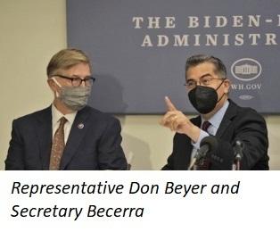 Secretary Becerra Visits Neighborhood Health