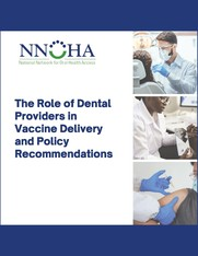 Vaccine Administration by Dental Providers