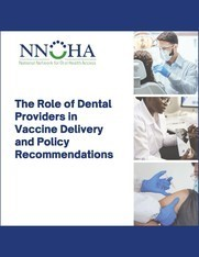 The Role of Dental Providers in Vaccine Delivery and Policy Recommendations