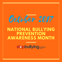 Oct National Bully Month
