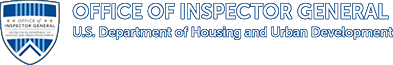 US Department of Housing and Urban Development - Office of Inspector General