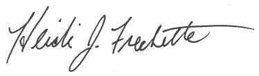Heidi J. Frechette