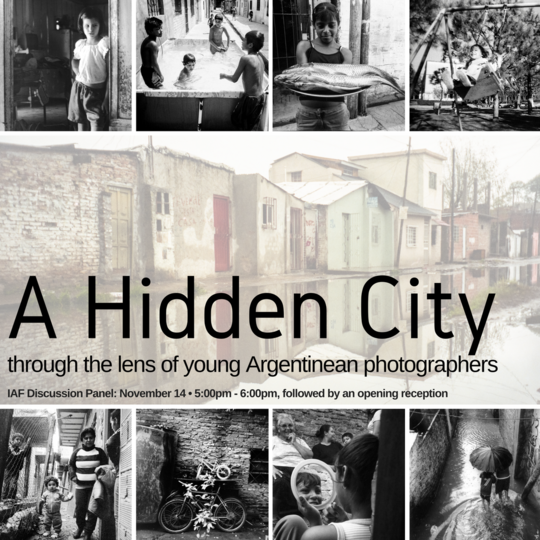 A Hidden City invitation