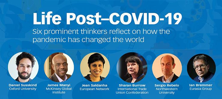 Six Thinkers