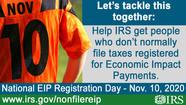 National EIP Registration Day