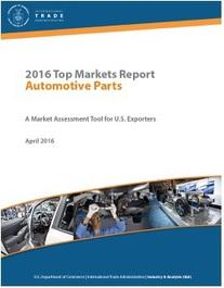Top Markets Report Auto