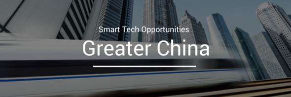 Greater China Train