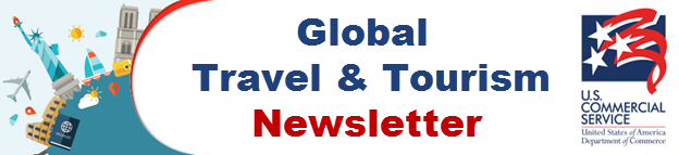 Travel and Tourism Newsletter banner