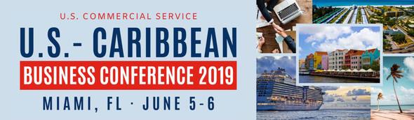 U.S. Caribbean Business Conference Header
