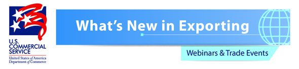 What's New Webinar and Events