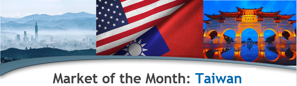 Market of the Month - Taiwan