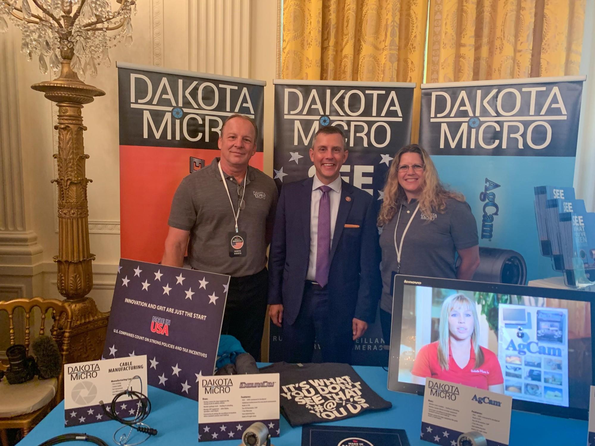 Armstrong with Dakota Micro