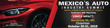Mexico Auto Summit