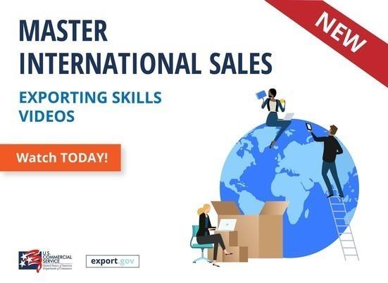 Master International Sales