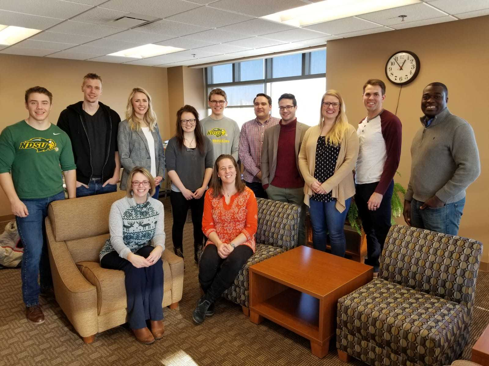 ND Interns 2019