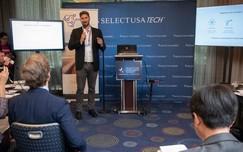 A company pitching at SelectUSA Tech