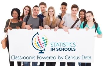 Statistics in Schools Banner Logo