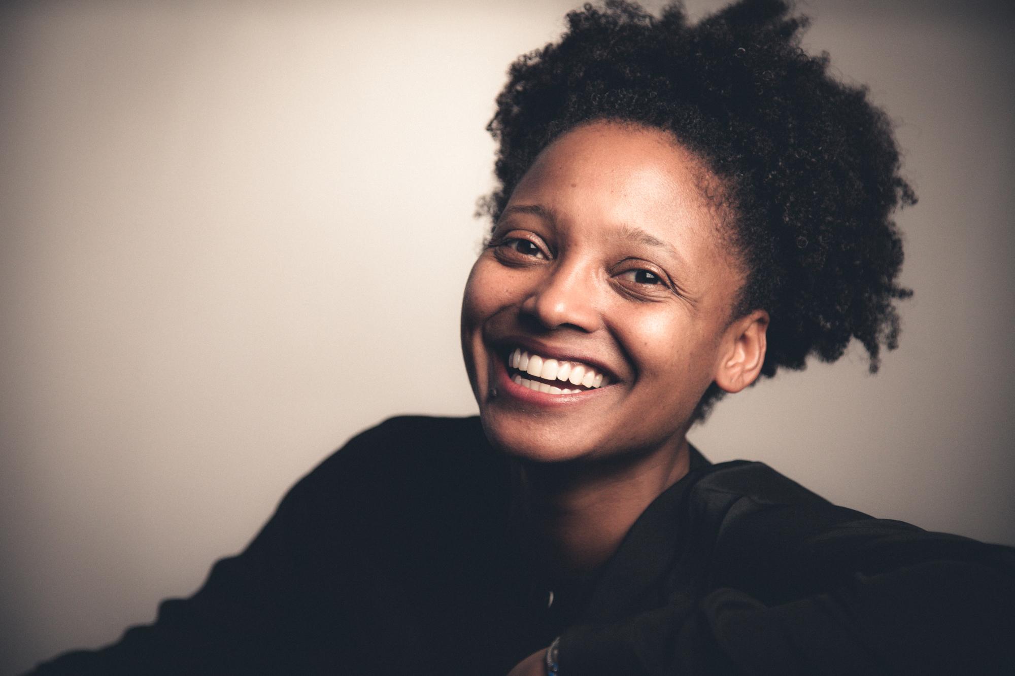 22nd Poet Laureate Tracy K. Smith (credit: Rachel Eliza Griffiths)