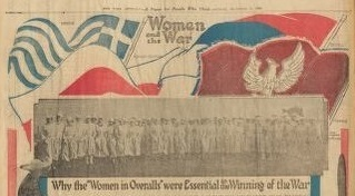 Women and the War: November 14, 1918