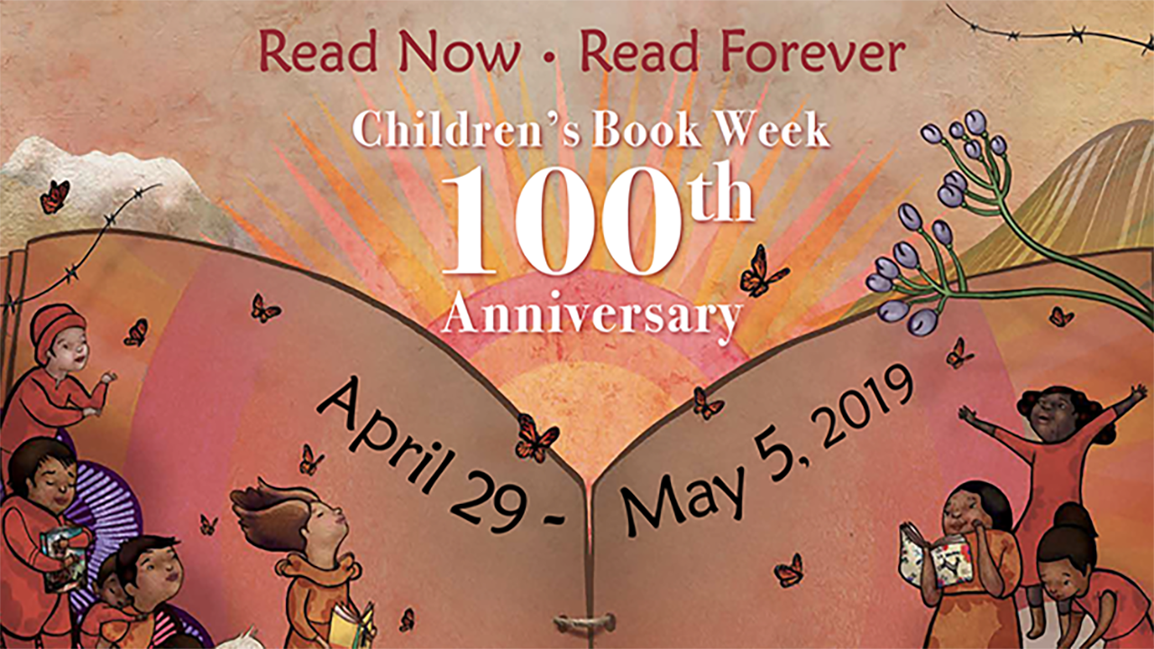 Children's Book Week 2019