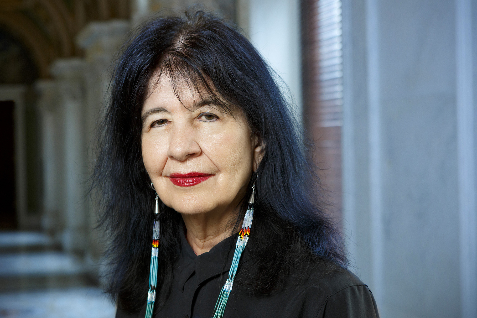 Joy Harjo has been named Poet Laureate of the United States. Photo by Shawn Miller