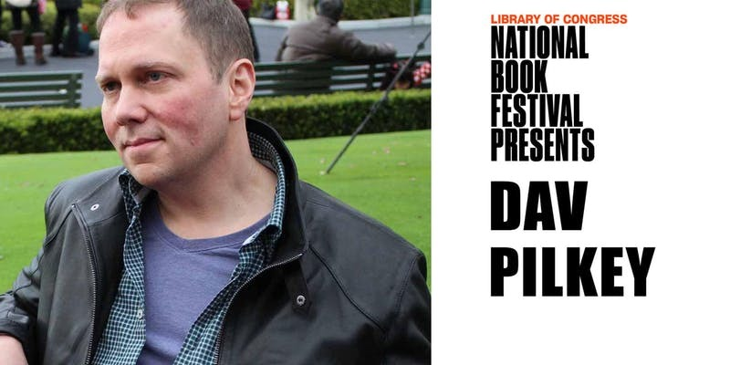National Book Festival Presents Dav Pilkey