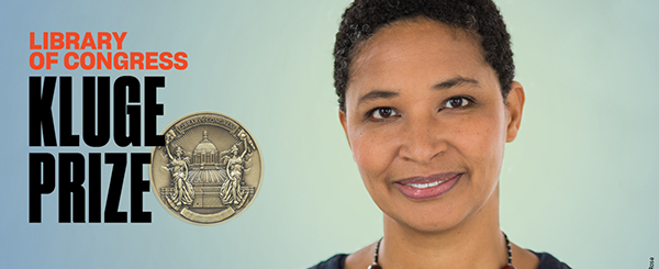 Library of Congress Kluge Prize Recipient Danielle Allen