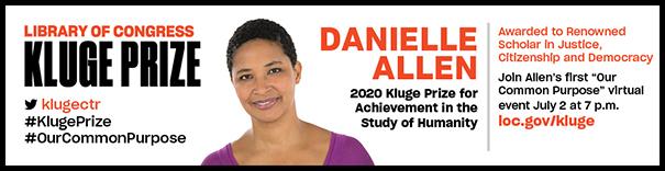 Information on Danielle Allen event