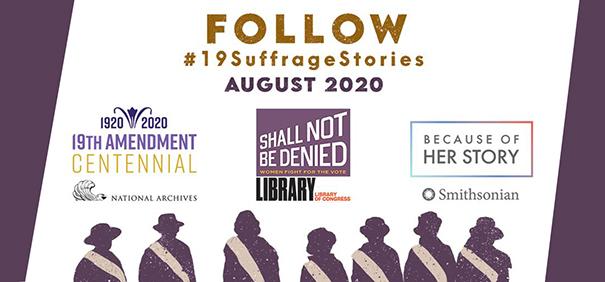 Suffrage Campaign Image