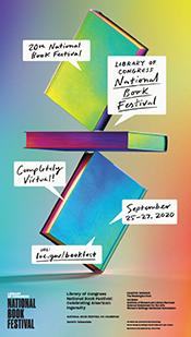 2020 National Book Festival Poster