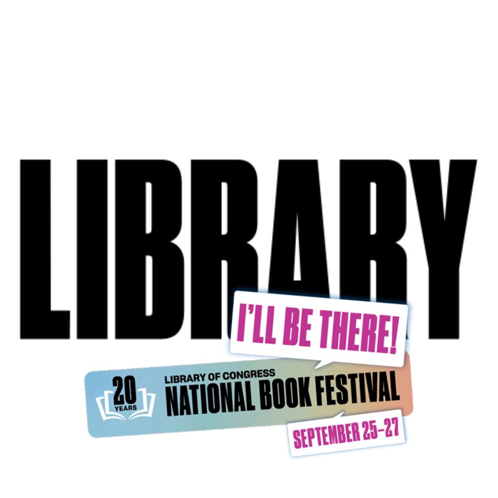 Facebook banner image for National Book Festival