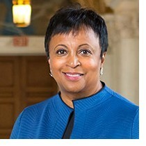 Dr. Carla Hayden headshot