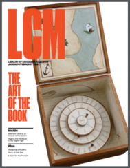 Cover of Jan/Feb issue of LCM