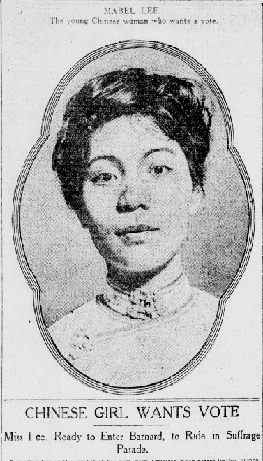 Mabel Lee