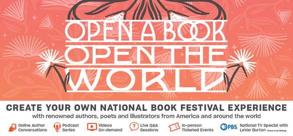 National Book Festival header