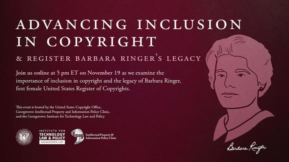 Barbara ringer illustration, signature, and organizational seals