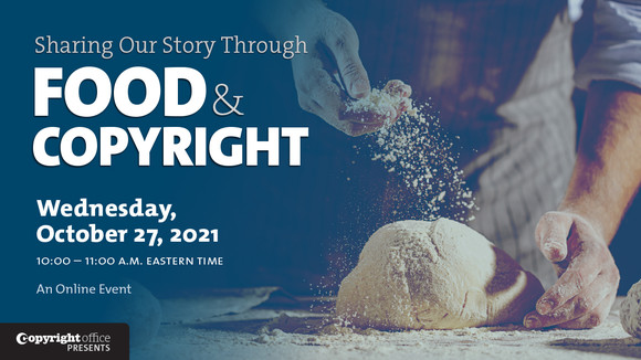 Food and copyright