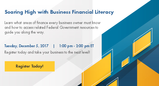 Soaring High with Business Financial Literacy