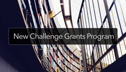 new challenge grants