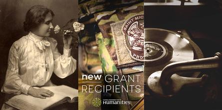NEH grants 2018