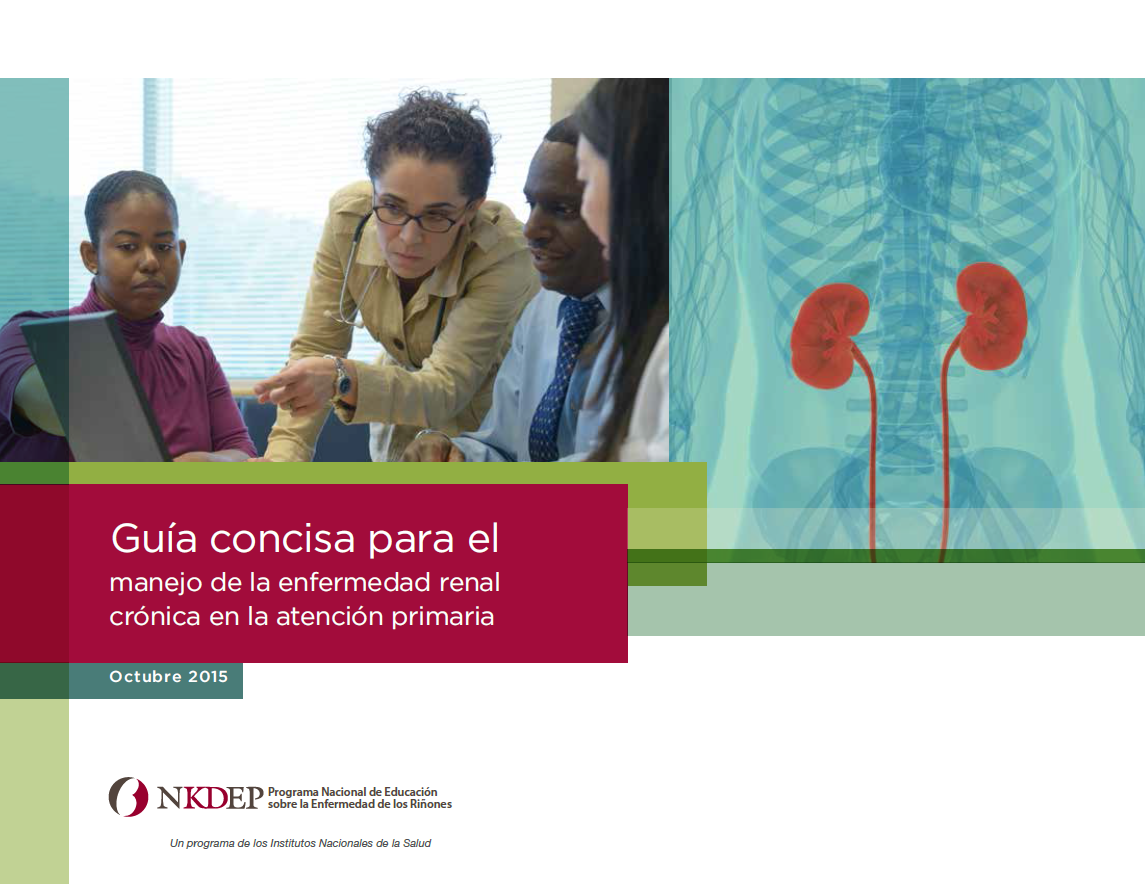 Making Sense of CKD (Spanish)