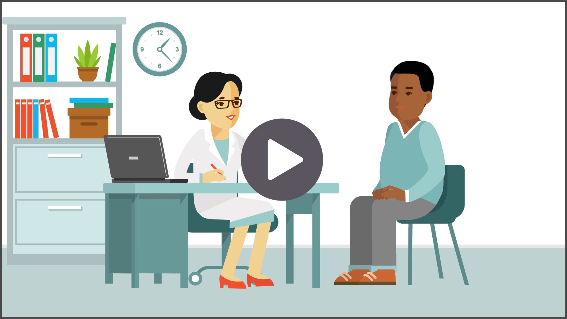 National Kidney Disease Animated Video