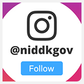 Follow @niddkgov