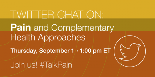 pain chat sept 2016