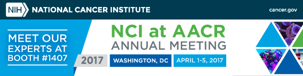 AACR 2017 Banner
