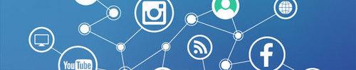 banner de medios de comunicación social