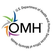 Logo for the Office of Minority Health