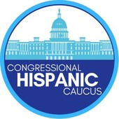 Logo for the Congressional Hispanic Caucus